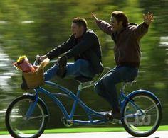 Dean & Sam Winchester (Supernatural TV Show) WB network.