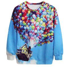 OM Animated Sweatshirt