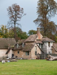 This be more of a fairy tale home rather than a dream home but it still speaks to me!