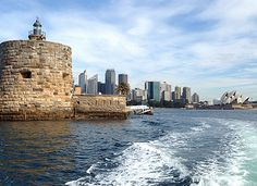 Sydney Harbour National Park: Islands, histories and ecology | IUCN World Parks…