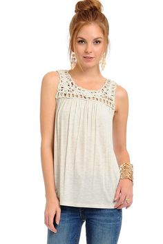 Betty Be Good Boutique — Lani's Loopy For This Tank