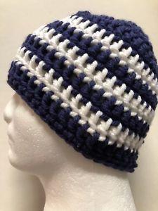 Unisex Women Men Knit Winter Warm Ski Crochet Slouch Hat Cap Beanie Oversized BW