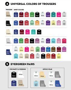 American Infographic - Pant-Shirt Combo