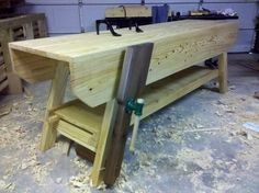 English Style Workbench - The Nicholson