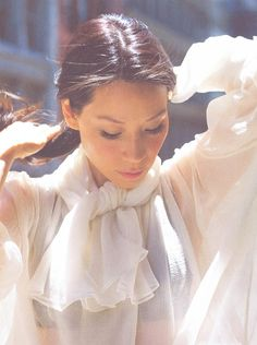 The every gorgeous Lucy Liu