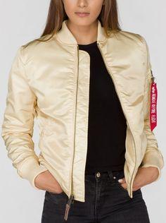 jacke stoff alpha industries crew chief jacket