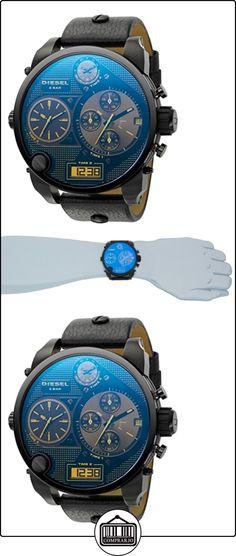 DIESEL DZ7127 - Reloj (Reloj de pulsera, Masculino, Acero inoxidable)  ✿ Relojes para hombre - (Gama media/alta) ✿