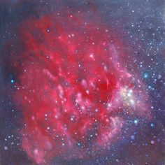 Origins (no 5) Oil on canvas 100cm x 100cm www.patrick-odonnell.co.uk