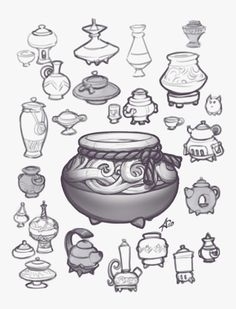 ArtStation - for fun 9, Andrey Lazarev