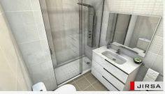 JIRSA reformas: Diseño de baño - Vivienda en Leganés