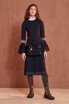 See by Chloé Autumn-Winter 2017-2018 (Fall 2017), shown 16th February 2017