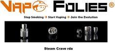 #Atomiseur #dripper #Steam #Crave – 7,82 € FDP inclus