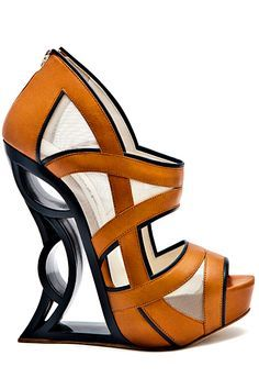 Ridiculously high but still... wow, what a statement. Vs2R - Shoes - 2014 Spring-Summer
