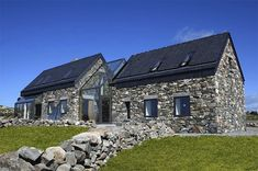Great way to join two old houses - stone cottages9 architecture
