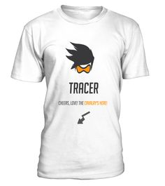 Overwatch Tracer  #videogame #shirt #tzl #gift #gamer #gaming