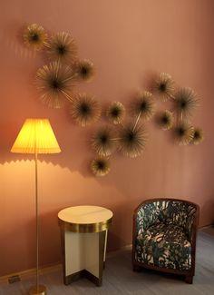 Rétro Italian style in Mexico #interdema #dimorestudio #interiordesign #hotel #italianstyle #vintagefurniture #guadalajara #mexico