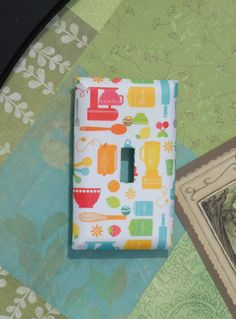 cute! could do this with scrapbook paper...