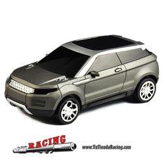 Detector de Radar Discreto Modelo Range Rover Racer con Alarma por Voz Color Plata -- 24,03€ Envío gratuito a toda España en todos los productos
