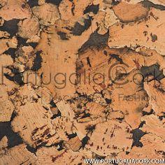 cork walling and flooring