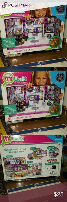 mi world make up store 61pcs new in box this is a new    item from a smoke-free pet-free workplace please check back for more great items at a great price we also ship very very fast thanks for looking have a great day Other