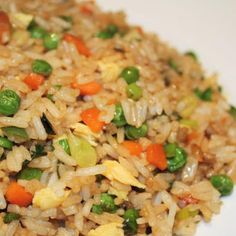 BETTER than take-out!!! Flavors blend well and are delicious! The keys to success for this recipe is using COLD rice, otherwise it will be sticky. ...