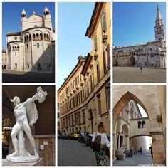 Cartes postales de  #Modène #Italie Monuments, Louvre, Building, Travel, Pisa Tower, Earth Quake, Sicily, Italy, Viajes