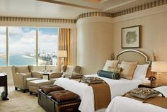 Superior Sea View Rooms | The St. Regis Abu Dhabi