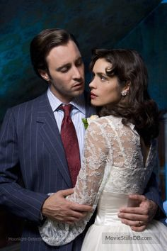 Moonlight - Promo shot of Shannyn Sossamon & Alex O'Loughlin
