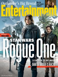 Entertainment Weekly Looks At Star Wars: Rogue One #StarWars