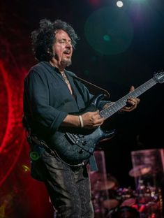 HAPPY 64th BIRTHDAY to STEVE LUKATHER!! 10/21/21 Born Steven Lee Lukather, American guitarist, singer, songwriter, arranger and record producer, best known as the sole continuous founding member of the rock band Toto from its founding in 1976 to the present day. A prolific session musician, Lukather has recorded guitar tracks for more than 1,500 albums representing a broad array of artists and genres. He has also contributed to albums and hit singles as a songwriter, arranger and producer.