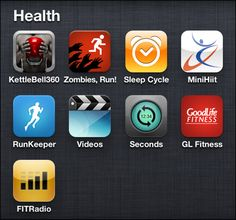 Fave Fitness Apps & Equipment | Calm Mind Busy Body