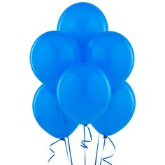 I found this great Birthday Party idea on BirthdayExpress.com. True Blue (Blue) Matte Balloons, Birthday Express helps create memories that last a lifetime - click here to start the fun!