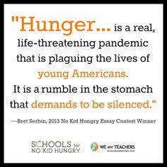 Strengthen Safety Net Programs Like SNAP | The 2014 Hunger Report ...