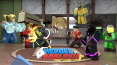Heroes of Robloxia - Roblox