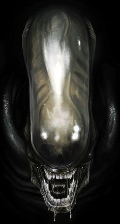 DE OTROS MUNDOS   Alien / El octavo pasajero / Curiosidades     Hans Ruedi Giger       (1940 - 2014)           Hans Ruedi Giger nació e...