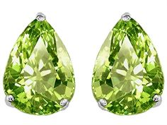 My Birthstone for August Bijoux Peridot, Peridot Jewelry, Peridot Earrings, Diamond Jewelry, Stud Earrings, My Birthstone, Birthstone Jewelry, Green Peridot, Peridot