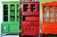 möbel-renovate-and-streichen_coole-underline-ideas - Upcycled Crafts Home Diy, Christmas Decor Diy, House Styles, Diy Furniture, Furniture, Painted Chairs, Upcycled Furniture, Diy Kitchen Remodel, Home Decor