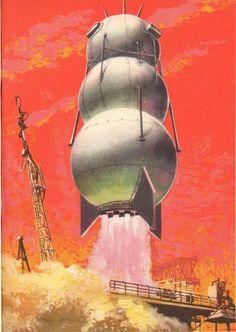 Patrick Moore - Destination Mars (O.D.E.J. - 1960)