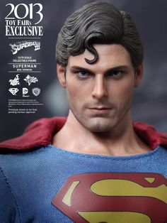 SUPERMAN (Evil Version) - Hot Toys Collectible Action Figure — GeekTyrant