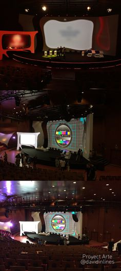 #Mapping Convention #MadMapper and #Resolume #Stage