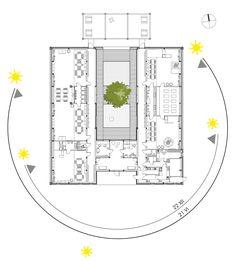 Image 26 of 27 from gallery of Yellow Elephant Kindergarten / xystudio. Floor Plan