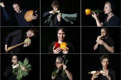 The Vegetable Orchestra. Czyli wiedeńska orkiestra warzywna. Od 1998 roku dowodzi, że na marchewce (flet), papryce (puzon) czy cukinii (trąbka) można wykonywać arcydzieła muzyki poważnej. A po koncercie ugotować zupę.