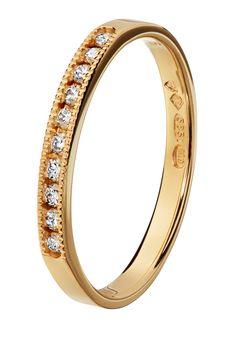 Tillander-sormus mallinumero 200. Timantit 10 x 0,015 wsi yhteispaino 0,15 ct. www.tillander.fi/ Bangles, Bracelets, Jewellery, Rings, Jewels, Schmuck, Ring, Jewelry Rings, Bracelet