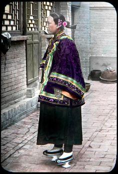 Northern China Vintage Fashion