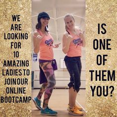 "We are looking for women who are wanting to get healthy and make 2017 their BEST year yet!  We will be working with a small exclusive group of women in our Fab & Fit Project.  Gain access to our mentoring for an entire year. Well work together to get you set up with a flexible meal plan meal prep tools a workout program that suits your goals and a ton of life tips to ensure we STICK TO IT. If you think youve tried it all; you havent.  Let's make this YOUR BEST year  Comment below ""2017 is my…"