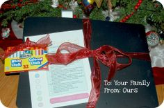 MAKE YOUR OWN CHALKBOARD PLACEMATS