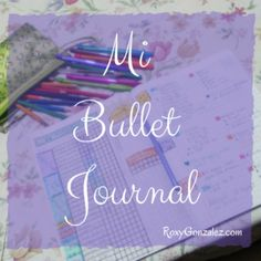 Mi bullet journal