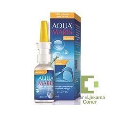 Aqua Maris 4Allergy sprej za nos