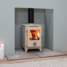 wood burning stove in United Kingdom | Heating, Fire