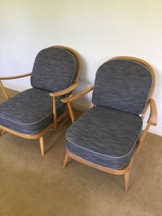 Ercol-Blond-Armchair-ONE-ONLY-new-upholstery